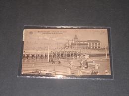 BLANKENBERGHE - L'ESTACADE ET LE PHARE - Ed. ALBERT - Postée 1927 - Blankenberge