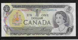 Canada - 1 Dollar - 1973 - Pick N°85 - SPL - Canada