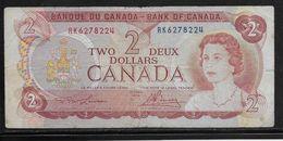 Canada - 2 Dollar - 1974 - Pick N°86 - TB - Canada