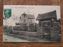 Bois Le Roi Brolles - Villa Catarina - ELD éditeur - Bois Le Roi