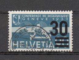 PA 1935/38  N°23    OBLITERATION CENTRALE               CATALOGUE ZUMSTEIN - Oblitérés