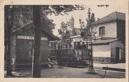 CARTE POSTALE DE NEUILLY SUR MARNE / MAISON BLANCHE / TRAMWAY / VILLE EVRARD - Neuilly Sur Marne