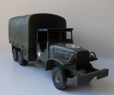 - Camion Militaire - GMC CCKW 353 - Dinky Toys. Meccano - - Militaria