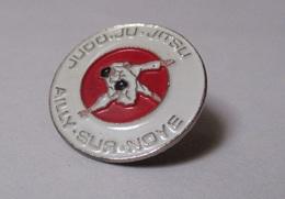 Pin's Club De Judo Et Ju Jitsu D'Ailly Sur Noye - Judo