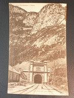 Entrée Du Tunnel Du Somport Côté Espagne (A1p38) - Huesca