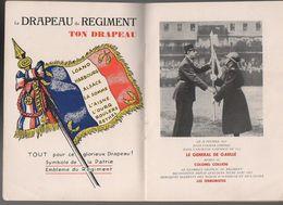 """Militaria : Historique Du 15.2 """"diable Rouge"""" 1945 (PPP11135) - Libri"""