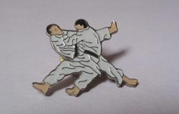 Pin's Prise De Judo - Judo
