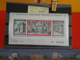 Malte > Ordre De Malte 1970 Bloc Neuf < Coté !! € Y&T - Malte (Ordre De)