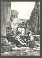 Köln (ausgesandt) - Caritas Karte Foto Fischer Köln - 1957 - Kinder - Koeln
