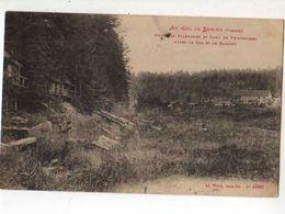 88 Au Col De LUBINE Ouvriers Allemands Et Camp De Prisonniers Entre Le Col Et Le Climont - France