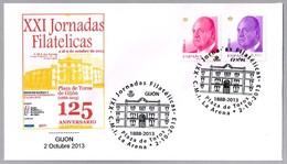 125 Años PLAZA DE TOROS - 125 Years BULLRING. Gijon, Asturias, 2013 - Fiestas