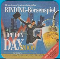 Binding-Brauerei  Frankfurt Am Main  ( Bd 1549 ) 1999 - Bierdeckel
