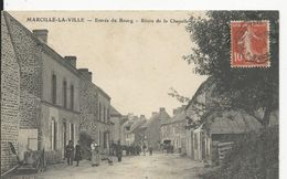 Marcillé La Ville  Route De La Chapelle - Other Municipalities