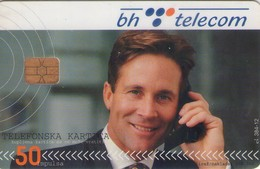 TARJETA TELEFONICA DE BOSNIA Y HERZEGOVINA. (511) - Bosnia