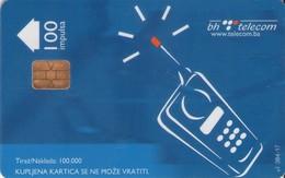 TARJETA TELEFONICA DE BOSNIA Y HERZEGOVINA. (512) - Bosnia