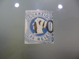 D.MARIA II - 170 - PORTALEGRE (VERY RARE POSTAL MARKING) - 1853 : D.Maria