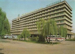 Tadjikistan Dushambe Tadzhikistan Hotel  (2 Scans) - Tadjikistan