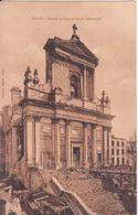 CPA - ARRAS - Entrée Principale De La Cathédrale - Arras