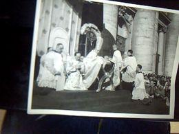 Photographie De Presse Dogme De L Assomption Rome 1950 Photo Felici A Rome Via Babuino - Autres