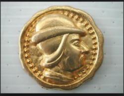 Fève Médaille Dorée - Louis XI 1423 1483 - - History