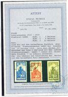 POLOGNE 1918 O 3 SCAN - ....-1919 Übergangsregierung