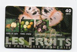 TELECARTE DE POLYNESIE - French Polynesia
