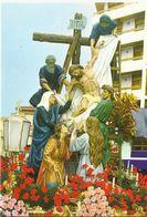 Gandia. Semana Santa. Hermandad Del Descendimiento. - Santos