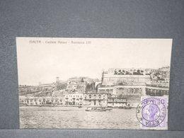 MALTE - Carte Postale De Malte - Custom House - Barrca Lift , Voyagé Pour La France - L 15692 - Malte