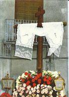Gandia. Semana Santa. Hermandad De La Santísima Cruz. - Santos