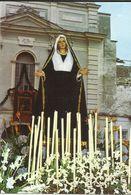 Gandia. Semana Santa. Hermandad De La Virgen De La Soledad. - Santos