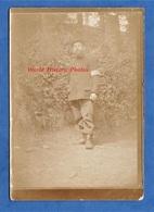 Photo Ancienne - Beau Portrait D'un Poilu Avec Brassard Croix Rouge - Service De Santé Ambulance ? Hopital ? Soldat Ww1 - Guerre, Militaire