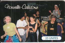 NEW CALEDONIA(chip) - Maxi Music Show, Tirage 50000, 08/98, Used - New Caledonia