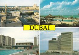 E.A.U. - U.A.E. - DUBAI - 4 Views - 1995 - Dubai