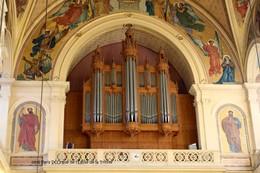 Paris IX (75)- Orgue De L'Eglise De La Trinité (Edition à Tirage Limité) - Arrondissement: 09