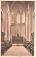 Chimay - Abbaye Notre Dame De Scourmont -  Forges-Chimay - Choeur Des Moines Et Autel Majeur - Chimay