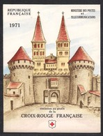 France Frankrijk 1971 Yvertn° Carnet 2020 1700-1701 *** MNH Cote 10 Euro Croix Rouge Rode Kruis - Carnets