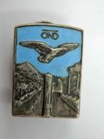 Vecchia Spilla Distintivo OND Fascio Fascismo Old Pin Fascista - Militari