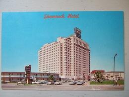 HOUSTON / SHAMROCK HOTEL / JOLIE CARTE - Houston