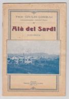 Giulio Lorrai - Alà Dei Sardi (1928). - Books, Magazines, Comics