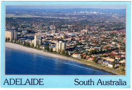 Australia. Adelaide. Aerial View. VG. - Adelaide