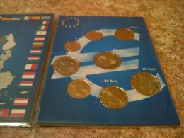 "Série Officielle  Finlande UNC  2018 ""  Euro Set "" - Finlande"
