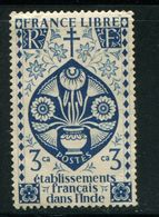 INDE- Y&T N°218- Neuf Avec Charnière * - India (1892-1954)