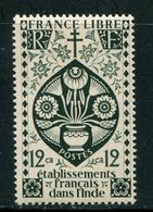 INDE- Y&T N°221- Neuf Avec Charnière * - India (1892-1954)