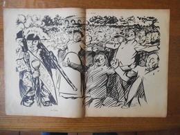 LA CRISE,1er BRACARDIER......,VOILA UN PETIT GAILLARD QUI VA DEVENIR..... IMAGES DETACHEES DE L'ASSIETTE AU BEURRE - Vieux Papiers