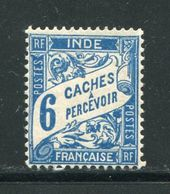 INDE- Taxe Y&T N°13- Oblitéré - Gebraucht