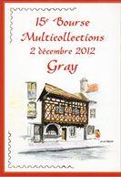 GRAY 2012 - 15^ Bourse Multicollections - - Borse E Saloni Del Collezionismo