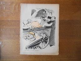 AU REVOIR!...A L'ANNEE PROCHAINE!,HOSANNAH AU FILS DE DAVID! IMAGES DETACHEES DE L'ASSIETTE AU BEURRE - Vieux Papiers
