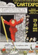 Parigi 2015 - 65^ CARTEXPO - - Borse E Saloni Del Collezionismo