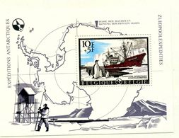 Etat : **  Belgique  2 BF    Classeur Suisse 39 - Blocks & Sheetlets 1962-....
