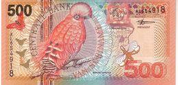 Surinam P.150   500  Gulden 2000  Unc - Surinam